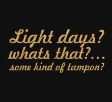 Light days... Inspirational Quote Kids Tee