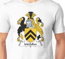 McClellan Coat of Arms / McClellan Family Crest Unisex T-Shirt