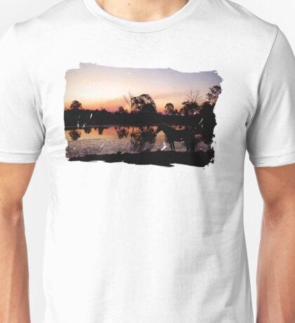 Tranquil Equine Unisex T-Shirt