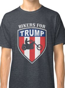 Bikers for Trump 2016 Classic T-Shirt