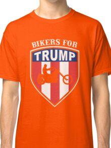 Bikers for Trump 2016 Classic T-Shirt