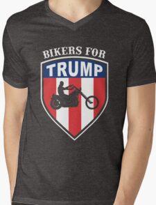 Bikers for Trump 2016 Mens V-Neck T-Shirt