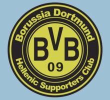 Borussia Dortmund Hellenic Supporters Club One Piece - Short Sleeve