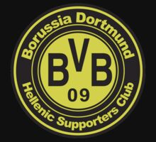 Borussia Dortmund Hellenic Supporters Club One Piece - Short Sleeve