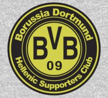 Borussia Dortmund Hellenic Supporters Club Kids Tee