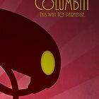 Bioshock Infinte Welcome To Columbia by dylanwest2010