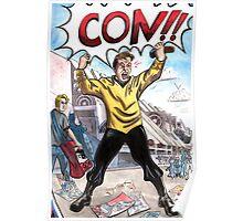 CON!!! Poster