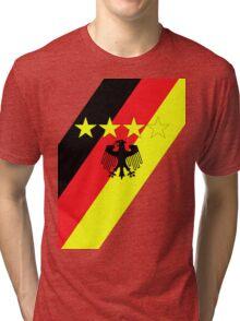 German 4 Stars Tri-blend T-Shirt