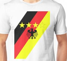 German 4 Stars Unisex T-Shirt