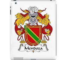 Mendoza Coat of Arms/Family Crest iPad Case/Skin