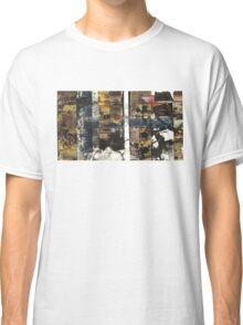 black paint Classic T-Shirt