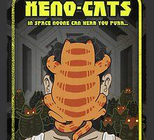 XENO-CATS! by helenasia