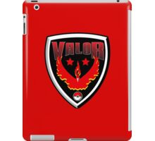 Pokemon Go! Team Valor Shield iPad Case/Skin