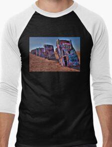 Cadillac ranch Men's Baseball ¾ T-Shirt