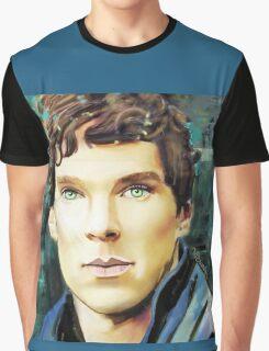 Benedict Cumberbatch Design 5 Graphic T-Shirt
