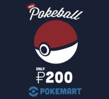 Pokemon Pokeball Pokemart Ad by Kodi  Sershon