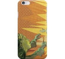 mighty one loves everyone iPhone Case/Skin