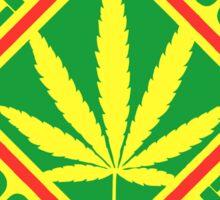 Liberate Marijuana Sticker