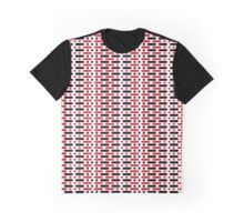 SOS - Morse Code Graphic T-Shirt