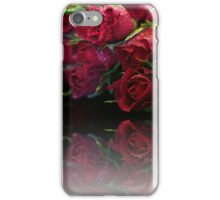 Bouquet of Swetheart Roses iPhone Case/Skin