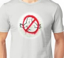 Ghostbusters 2016 - Spray Paint No Ghost Unisex T-Shirt
