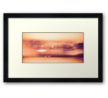 Sweet escape collection 02 Framed Print