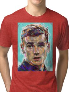 Antoine Griezmann - Team Grizi Tri-blend T-Shirt