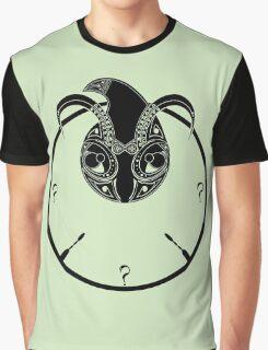 Celebi Tribal Tattoo Graphic T-Shirt