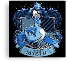 House Mystic - Team Mystic Canvas Print