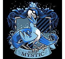 House Mystic - Team Mystic Photographic Print