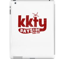 KKTY Bayside - Saved by the Bell iPad Case/Skin