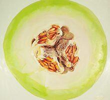 Cucumis Melo by Elizabeth D'Angelo