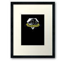 Metal Gear Solid V - Diamond Dogs Framed Print