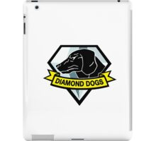 Metal Gear Solid V - Diamond Dogs iPad Case/Skin