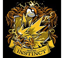 House Instinct - Team Instinct Photographic Print