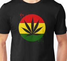 Circle Reggae Logo Unisex T-Shirt