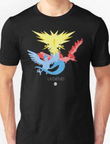 Pomemon Type - Legend Unisex T-Shirt