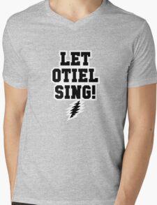 Let Otiel Sing! Mens V-Neck T-Shirt
