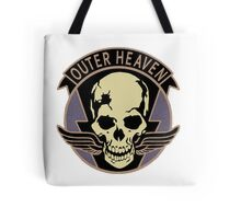 Metal Gear Solid V - Outer Heaven (Black) Tote Bag