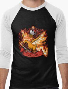 HOUSE VALOR - TEAM VALOR Men's Baseball ¾ T-Shirt