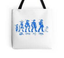 Jak and Daxter Saga - Blue Sketch Tote Bag