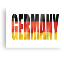 Germany Canvas Print