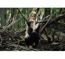 Ardwinna wild huntress Photographic Print