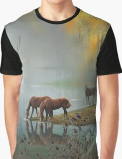 By The Water Graphic T-Shirt