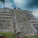 Mayan Ruin by Imagery