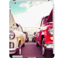 Two Great Cars iPad Case/Skin