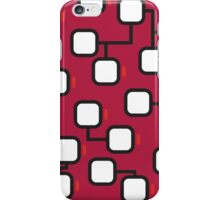 Blazing Circuits iPhone Case/Skin