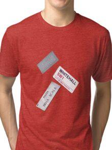 Street Signs Tri-blend T-Shirt