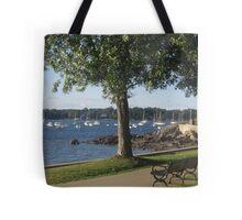 Seaside View Tote Bag