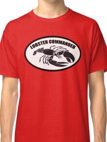 Lobster Commander Classic T-Shirt
